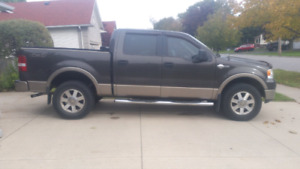 2005 Ford F150 Kingranch
