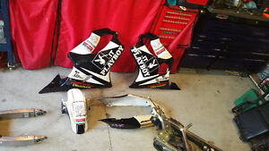 Parting out a CBR 600F4