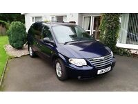 Stunning 2009 2.8crd Chrysler Voyager (7 Seater) people carrier