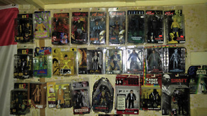 Horror / movie action figures for sale. *can deliver