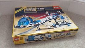 New! Lego space 80s Monorail