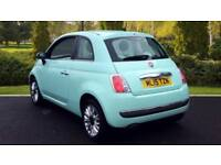 2015 Fiat 500 1.2 Lounge (Start Stop) Manual Petrol Hatchback