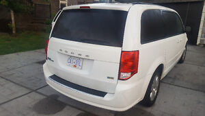 2012 Dodge Caravan Minivan, stow and go  $8000