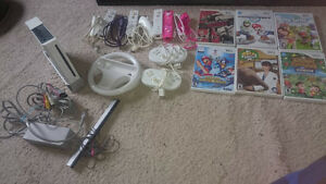 NINTENDO WII BUNDLE!! **PERFECT FOR CHRISTMAS!