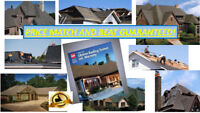 5 STAR ROOFING ENT. * HIGH Quality Service * PRICE MATCH N BEAT