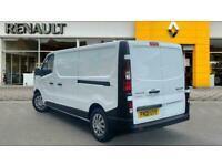 2021 Renault Trafic Lwb Diesel LL30 ENERGY dCi 145 Business Van Van Diesel Manua