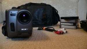 Sony handycam ( on  hold)