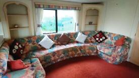 Static Caravan Nr Clacton-on-Sea Essex 2 Bedrooms 6 Berth Atlas Park Lodge 2002