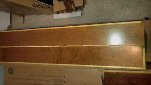 Kendall locking hardwood flooring maple hearth