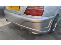 Honda 1998 - 2001 Accord After Market Rear Bumper Type R