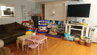 Agency-contracted Home-based Childcare Spaces Available