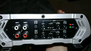 Kicker 4 channel amp dx a250.4