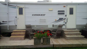 Camper Rental Twin shores Labour Day Weekend!
