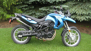 2009 BMW F650GS Motorcycle