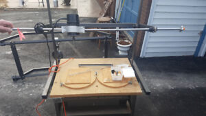 Dupli-Carver router table