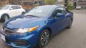 2014 Honda Civic EX coupe... Low mileage