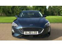2020 Ford Focus 1.0 EcoBoost Hybrid mHEV 125 T Manual Petrol Hatchback