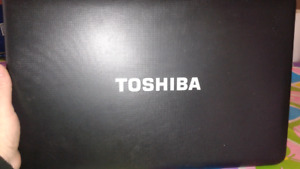Toshbia Laptop