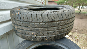 Selling 225/50R17 tires