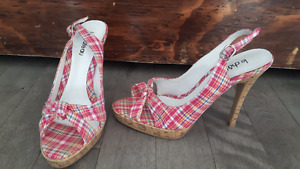 Women's shoes, size 8, 8.5 and 10