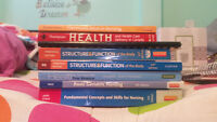 Practical nurse books for NBC first semester