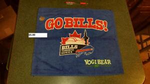 Buffalo Bills Hand Towel