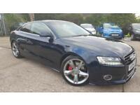 2009 Audi A5 3.0TDI Tiptronic Quattro Sport*Bang & Olufsen*ABT BODYKIT*SAT-NAV
