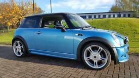 2005 MINI COOPER,CHILLI PACK, JCW BODYKIT & WHEELS, 77K, READY TO DRIVE AWAY