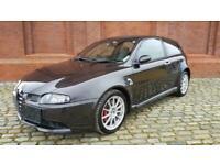 ALFA ROMEO 147 GTA RARE FUTURE CLASSIC 3.2 V6 AUTO 153 MPH * ONLY 44000 MILES
