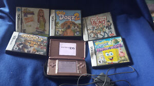 Selling a ds with games
