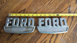 ford truck emblems