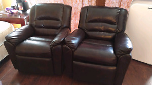 Recline Couch for Kid