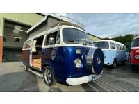 Volkswagen T2 Danbury Rio Camper Brazilian Kombi Watercooled Classic Campervan