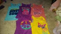 size 7 girls cloths  brand new