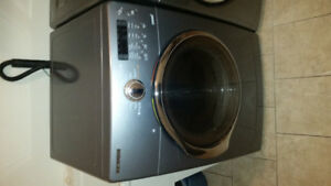 Mint condition Whirlpool Electric Dryer Silver