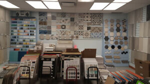 Largest selection of Tile in Victoria!