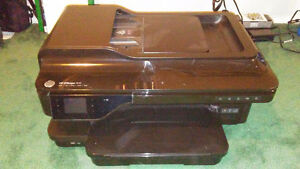 HP 7610 Large format All-in-one printer/scanner/copier/fax