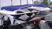 SCARAB BOAT 25 nego