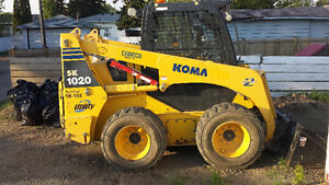 skidsteer package
