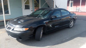 1999 Pontiac Grand Prix Berline