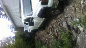 2007 GMC SIERRA FOR PARTS