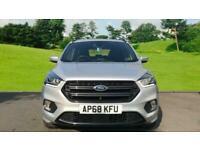 2018 Ford Kuga 1.5 EcoBoost ST-Line 2WD Manual Petrol Estate