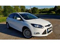 2013 Ford Focus 1.6 TI-VCT Auto Powershift Zetec 5dr 1Owner Full Service History