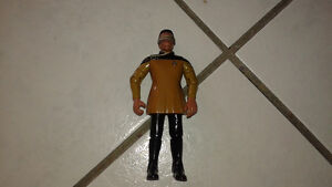Star Trek Geordi Laforge Action figure Cambridge Kitchener Area image 1