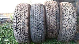 17 inch goodyear studded winter tires