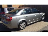 Audi A4 1.8T limited edition remapped