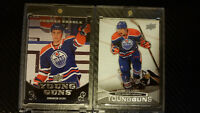 RNH+Eberle Young guns Rookie Cards