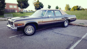 1974 Plymouth Fury 3 in great condition
