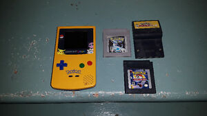 Pokemon Gameboy Colour Bundle