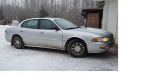 02 Buick Le Sabre Custom - Ready for Winter very reliable